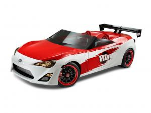 2012 Scion FR-S Cartel Speedster Concept