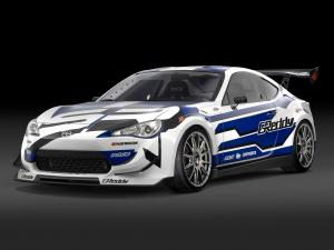 Scion FR-S Race Car 2012 года