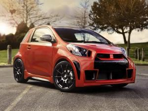 Scion iQ Project Pryzm by SR Auto Group