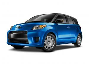 2012 Scion xD Two-Tone