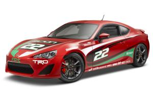 Scion FR-S Pro/Celebrity Race by TRD 2013 года