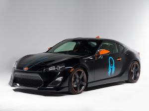 2013 Scion FR-S Steve Aoki Art Car