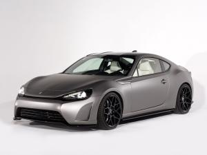 Scion FR-S Urban GT Sport Coupe 2013 года