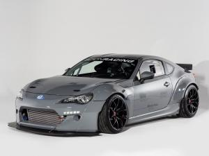 2013 Scion FR-S by GReddy