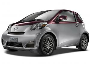Scion iQ Monogram