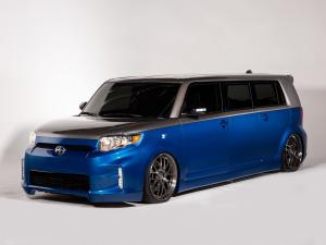 2013 Scion xB Strictly Business Cartel