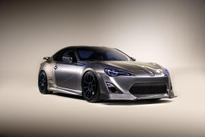 2014 Scion FR-S GT Channel Mines Concept