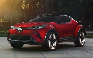 2015 Scion C-HR Concept