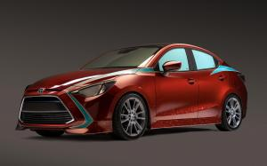 Scion iA by Skybound Entertainment & Robert Kirkman Outcast 2015 года