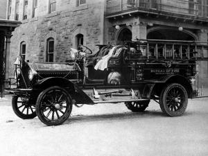 1914 Seagrave Combination Motor Car
