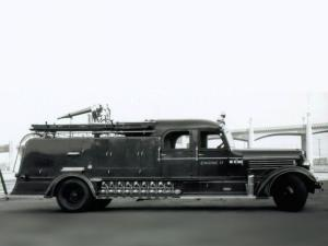 Seagrave Manifold Wagon 1938 года