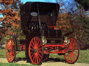 1909 Sears High Wheel Buggy