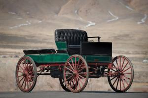 1910 Sears Model X Delivery Truck