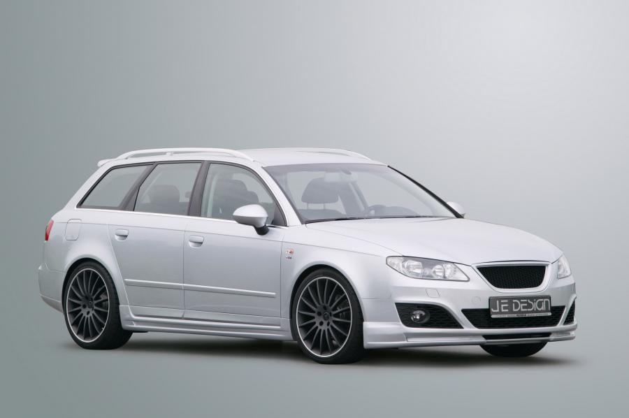 Seat Exeo ST by Je Design '2009