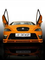 Seat Leon FR by Je Design 2009 года