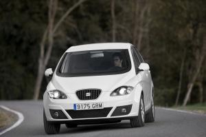 Seat Altea EcoMotive 2010 года