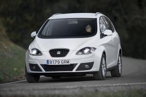 2010 Seat Altea XL EcoMotive