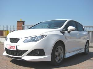 2010 Seat Ibiza 5-Door by Lester