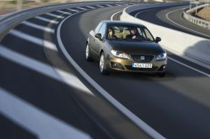 Seat Exeo 2.0 TDI with CVT Multitronic 2011 года