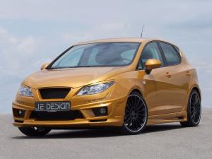 Seat Ibiza 6J Gold by Je Design 2012 года