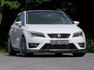 Seat Leon FR by Je Design 2013 года