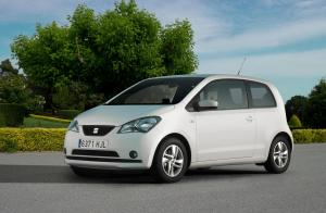 Seat Mii Methane-Fuelled Wersion 2013 года