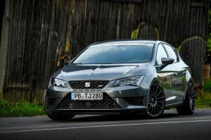 2014 Seat Leon 5F Cupra by Tij-Power