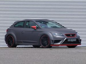 Seat Leon Cupra 280 Grey by JE Design 2014 года