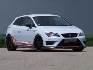 Seat Leon Cupra 280 by JE Design 2014 года