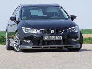Seat Leon ST FR by Je Design 2014 года