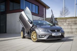 Seat Leon by LSD 2015 года