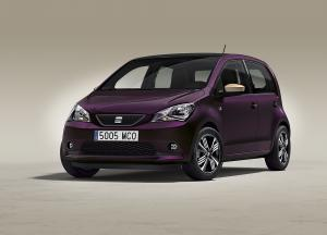 Seat Mii by COSMOPOLITAN 2016 года