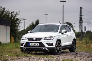 2017 Seat Ateca 2.0 TDI Xcellence by DF Automotive
