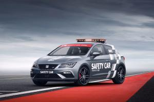 2017 Seat Leon Cupra Superbike Safety Car