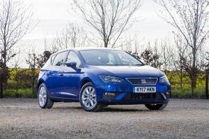 2017 Seat Leon Ecomotive (UK)