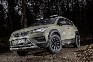 2018 Seat Ateca All Terrain by Je Design