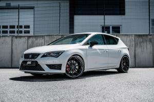 Seat Leon Cupra 300 Carbon Edition by ABT 2018 года