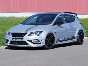 2018 Seat Leon Cupra 300 Widebody by Je Design