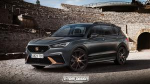 2018 Seat Tarraco Cupra R by X-Tomi Design