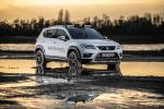 Seat Ateca All-Terrain by Je Design 2019 года