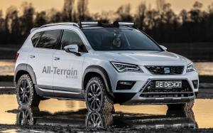 2019 Seat Ateca All-Terrain by Je Design