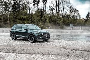 Seat Tarraco by ABT 2019 года