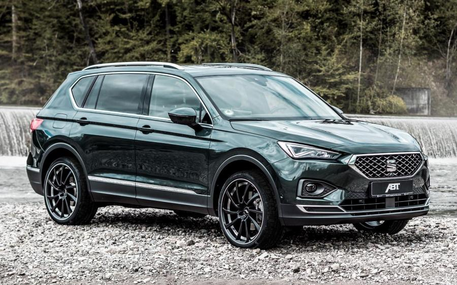 Seat Tarraco by ABT '2019