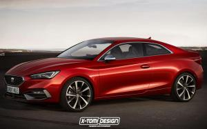 Seat Leon Coupe by X-Tomi Design '2020