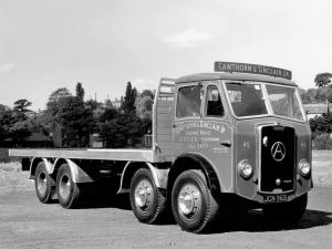 1949 Seddon Atkinson Black Knight L1786 8x4