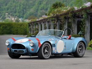 1964 Shelby Cobra Competition Roadster