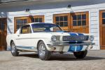 Shelby GT350 Fastback 1965 года