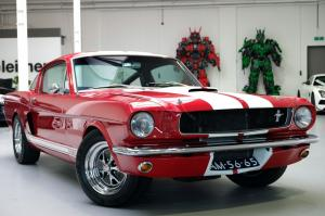1965 Shelby GT350 Tribute Edition