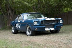 1966 Shelby GT350 SCCA B-Production Racing Car