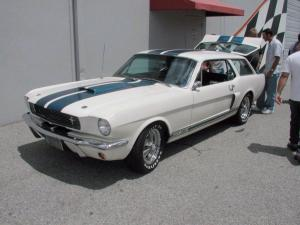 1966 Shelby GT350 Wagon